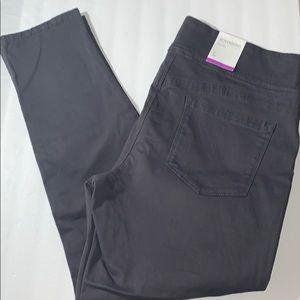 Style & Co Womens Jeans Boyfriend Low Rise New